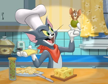 Tom et Jerry Tales S01E09 Qui vivra, verra… des rats