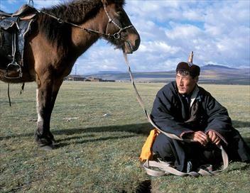 Ushuaïa nature L'esprit nomade : Mongolie