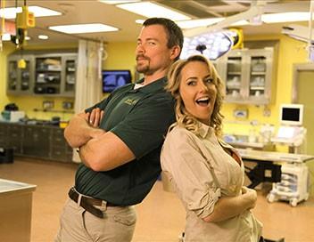 Docs à Busch Gardens S02E25 La faune africaine