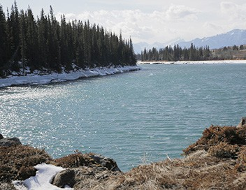 Les 20 chefs-d'oeuvre de la nature E10 Parc national de Banff (Canada)
