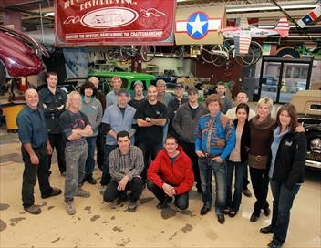 Restoration Garage S01E07 The Italian Job