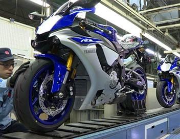 La saga Yamaha