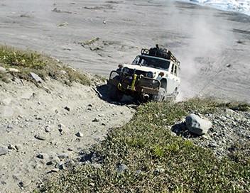 Cars vs Wild, mission Alaska S01E03 Tombés au combat