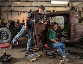 Restoration Garage S02E01 Rat Rod Rally
