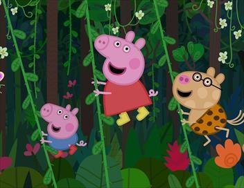 Peppa Pig S05E19 L'Outback