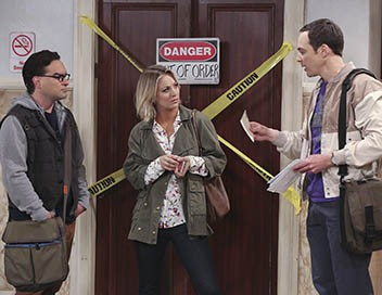 The Big Bang Theory S09E14 Meemaw s'en va en guerre !