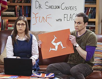 The Big Bang Theory S09E15 La submersion de Valentino