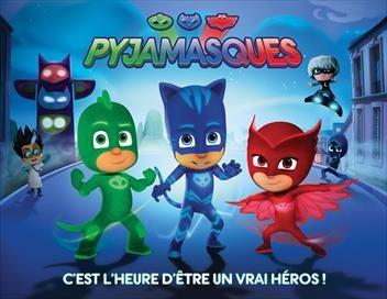 Pyjamasques S02E00 Bibou et les figurines de Roméo