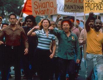 Terre violente Anna, 1969-1988
