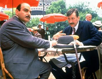 Hercule Poirot La mort dans les nuages