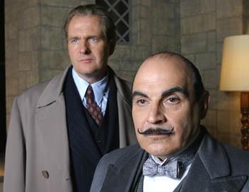 Hercule Poirot Les indiscrétions d'Hercule Poirot