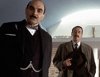 Hercule Poirot Le couteau sur la nuque