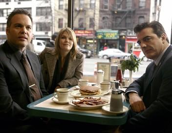 New York, section criminelle S04E13 Enfer carcéral