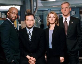 New York, section criminelle S01E16 L'homme qui n'existait pas