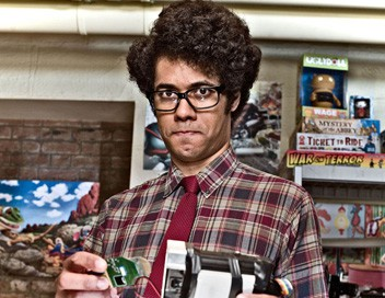 The It Crowd S02E02 Le patron saute