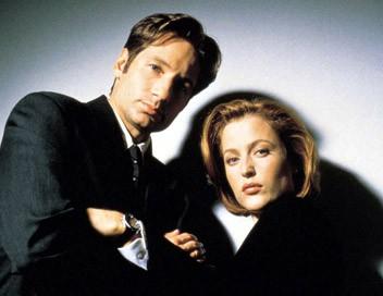 X-Files : Aux frontières du réel S02E09 Intra-terrestres