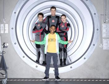 Les Bio-Teens S04E11 L'ascenseur spatial