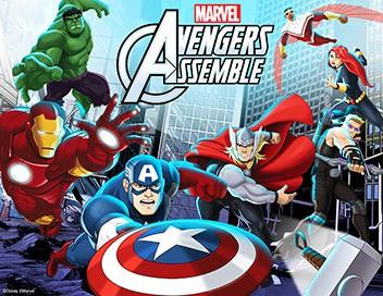 Marvel's Avengers : Secret Wars S04E09 A la recherche des Avengers