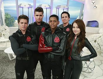 Les Bio-Teens : forces spéciales S01E08 Un athlète colossal