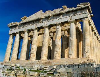 Pays et marchés du monde Athènes