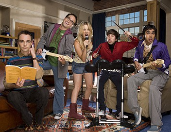 The Big Bang Theory S01E09 La polarisation Cooper-Hofstadter