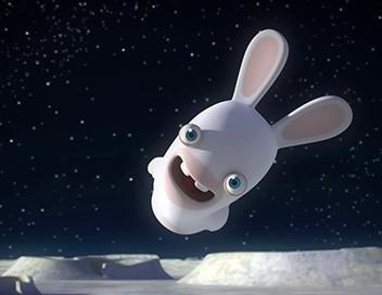 Les lapins crétins : invasion S02E12 Lapin rêveur