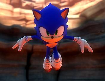 Sonic Boom S01E16 Devenir un génie du mal en dix leçons