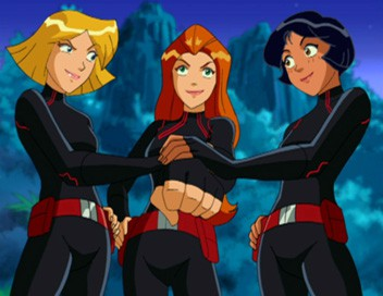 Totally Spies S03E24 Une promotion d'enfer