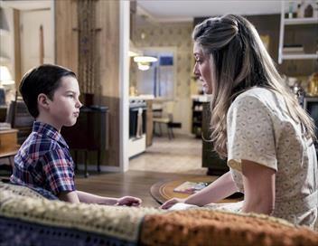 Young Sheldon S01E22 Les prétendants de maminette