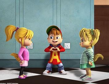 Alvinnn !!! et les Chipmunks S02E09 La voleuse de corps