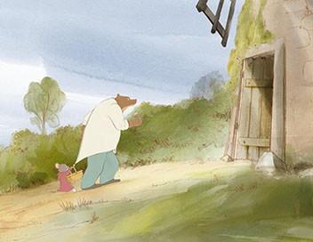 Ernest et Célestine S01E01 Les petits fantômes