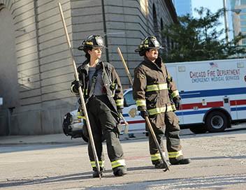 Chicago Fire S05E02 Coup de semonce