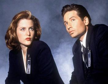 X-Files : au frontière du réel S04E16 L'homme invisible