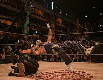Lucha Underground Episode 18 : Spiders and Skeletons