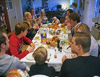 90' Enquêtes La vie trépidante des familles les plus nombreuses du monde