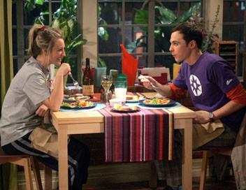 The Big Bang Theory S03E20 Les spaghettis de la réconciliation