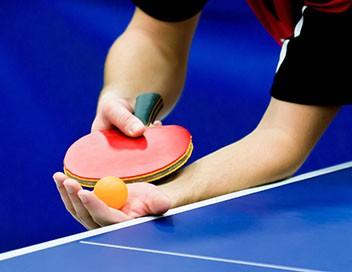 Double mixte. Finale Tennis de table Championnats du monde 2019
