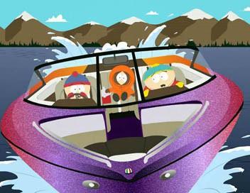 South Park S09E08 Deux jours avant le jour d'après-demain