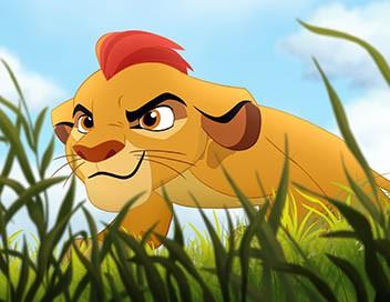 La garde du Roi lion S01E17 La nouvelle meute de Janja