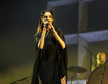 Rock en Seine 2017 PJ Harvey