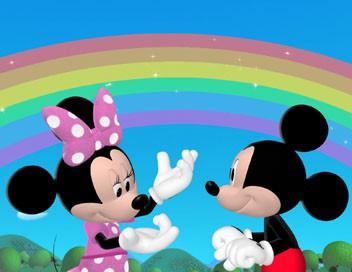 La maison de Mickey S03E05 Mickey fête le printemps