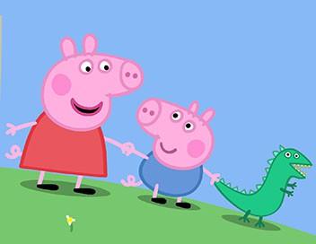 Peppa Pig S01E52 La pièce de théâtre