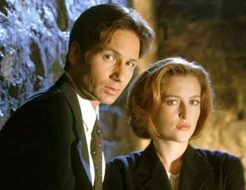 The X-Files : aux frontières du réel S02E14 La main de l'enfer