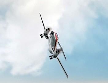 Air Crash S14E05 Impact explosif