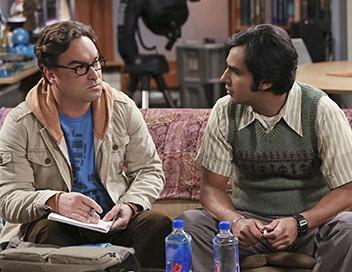 The Big Bang Theory S08E21 La détérioration de la communication