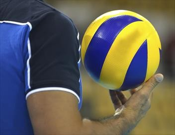 France / Roumanie Volley-ball EuroVolley masculin 2019
