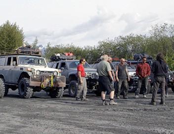 Cars vs Wild, mission Alaska S01E05 Alerte rouge