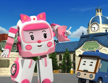 Robocar Poli S02E09 Attention au ballon !
