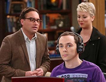 The Big Bang Theory S08E13 Optimisation de l'anxiété