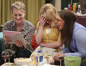 The Big Bang Theory S08E14 La manifestation du troll